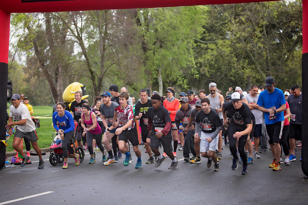 Competitive Start - Donut Dash Ate - 2016